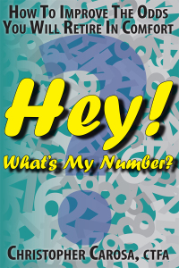 Hey! What's My Number book cover